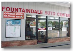 The Original Fountaindale Auto Center