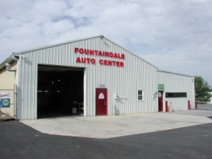 Frederick Maryland Auto Repair Fountaindale Auto Center